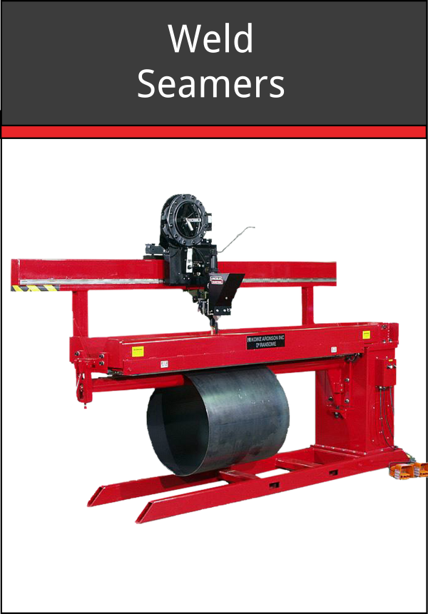 Ransome Weld Seamers